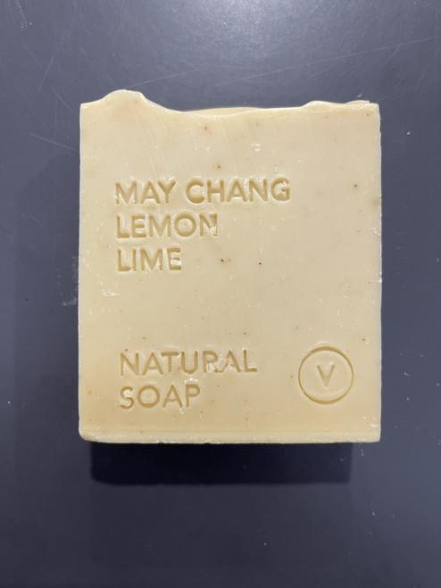 May Chang, Lemon, Lime Natural Soap