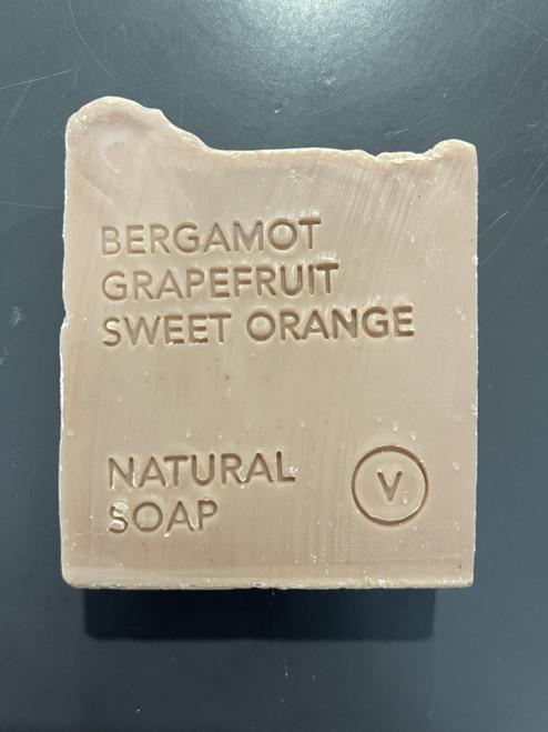 Bergamot, Grapefruit, Sweet Orange Natural Soap