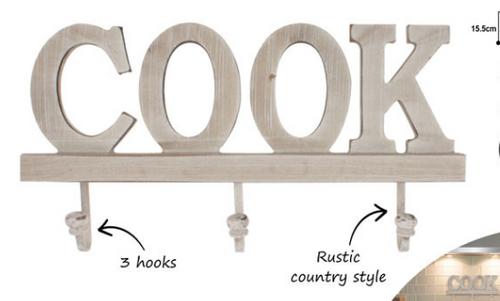 Cooking Utensils Wall Hook