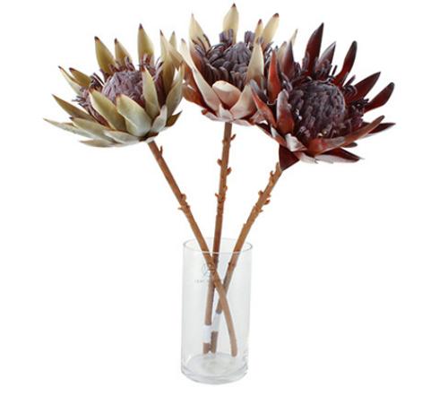 Single Artificial Protea