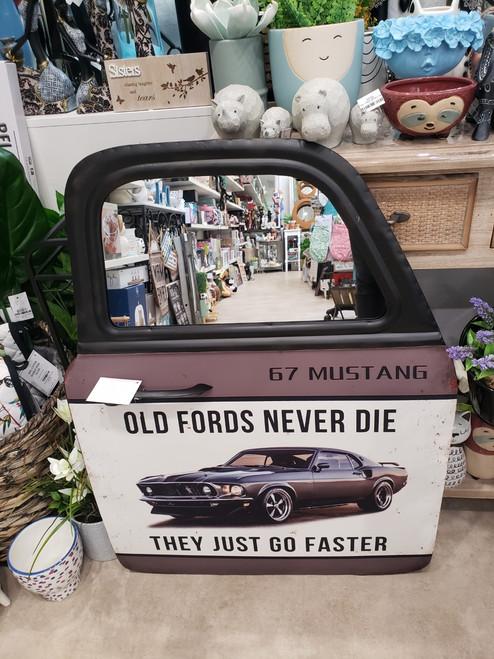 67 Mustang Car Door Mirror