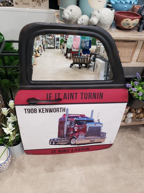 Truckin' Car Door Mirror