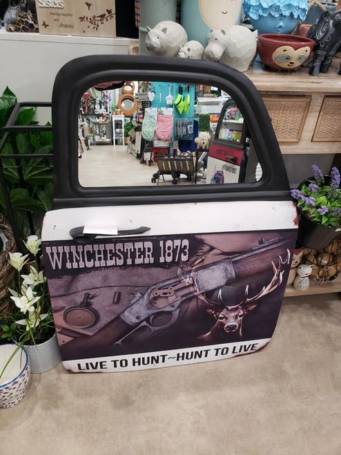 Winchester 1873 Car Door Mirror
