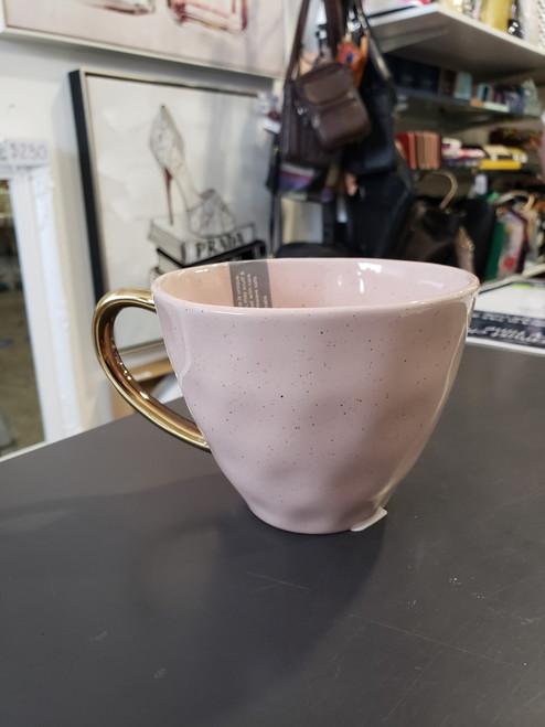 Cheese Gold Speckle Mug 380ml