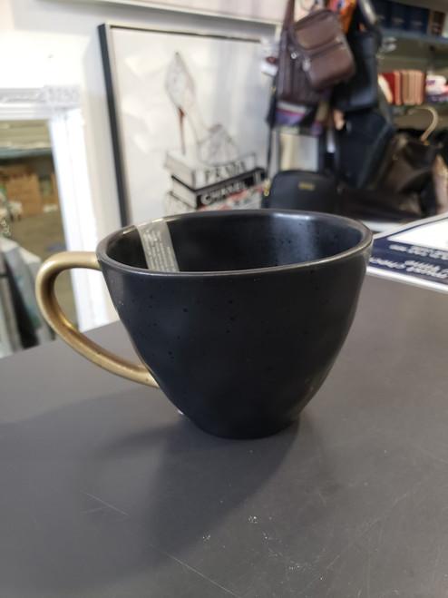 Ebony Gold Speckle Mug 380ml