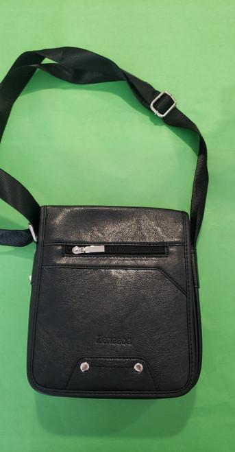 Small Black Satchel Bag