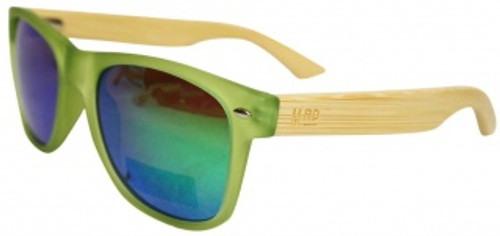 50/50 Sunnies Transparent Green