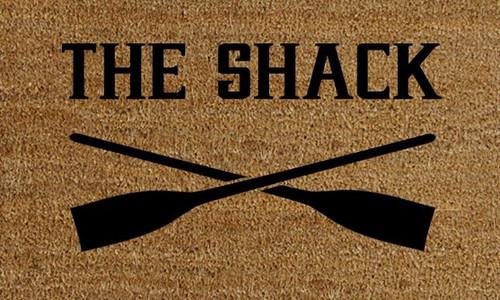 The Shack Doormat 50x80cm