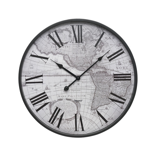 Atlas Wall Clock 45cm