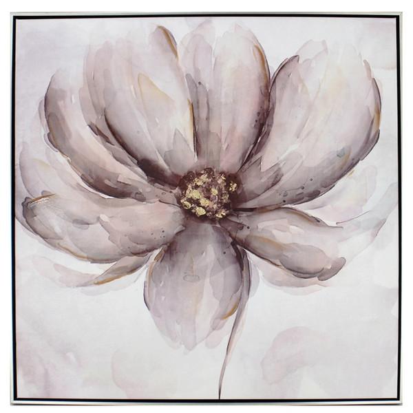 Still Fleur Painting 83x83