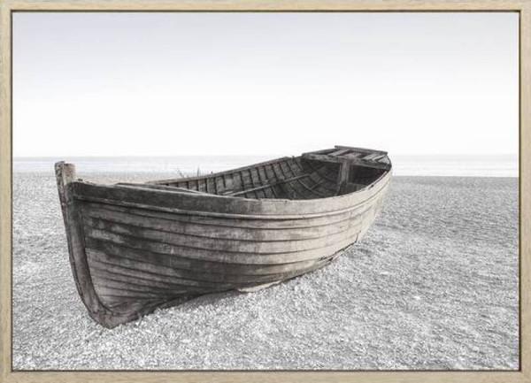 Rustic Boat Canvas