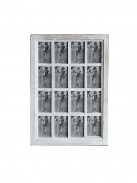 Collage Photo Frames / Antique White