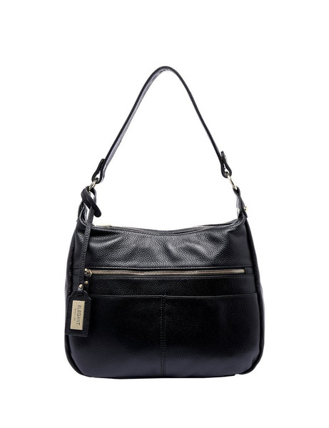 Karla Soft Leather Hobo Handbag