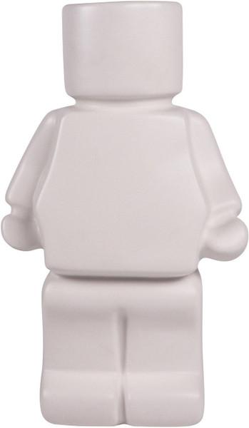 Lego Block Man Planter