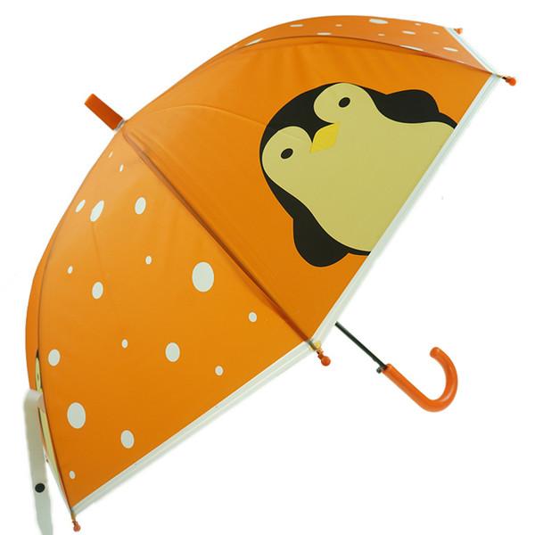 Penguin Umbrella Orange