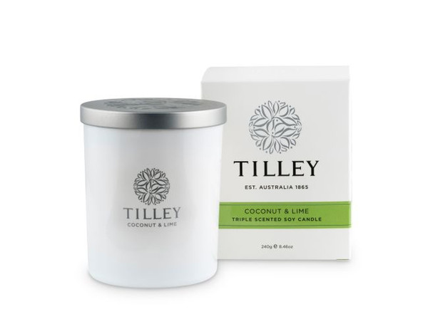 Soy Candle Coco&Lime