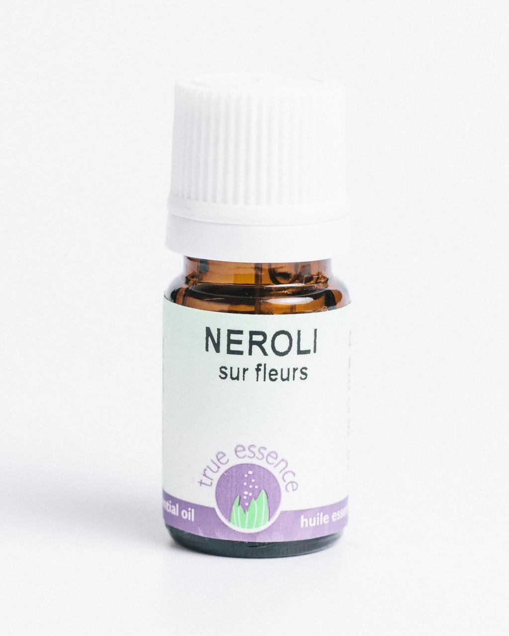 NEROLI SUR FLEURS PETITGRAIN (Citrus aurantium) Organic