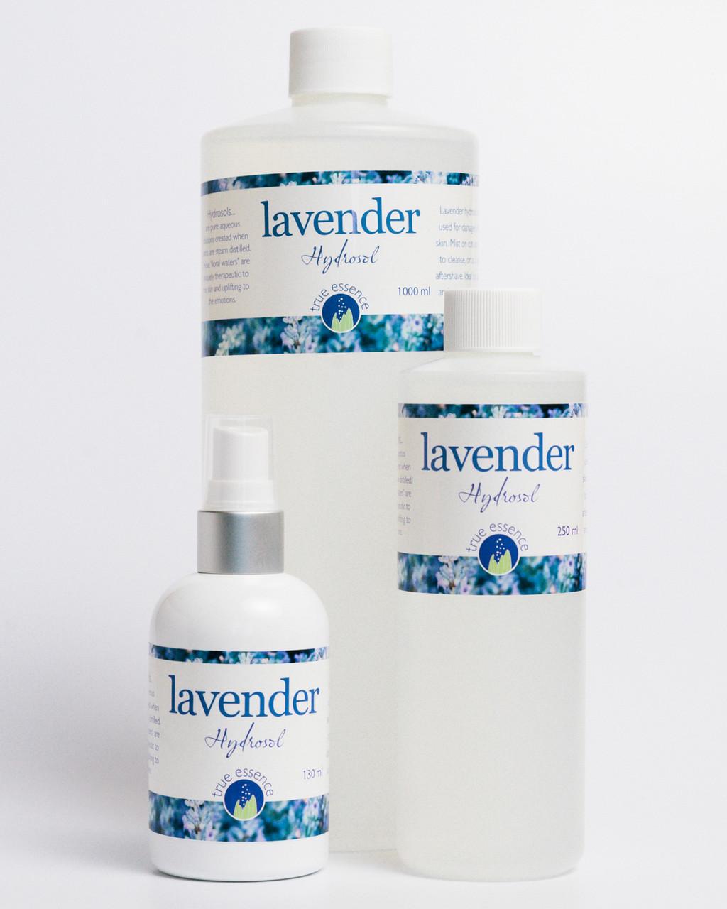 LAVENDER (Lavandula vera) Hydrosol