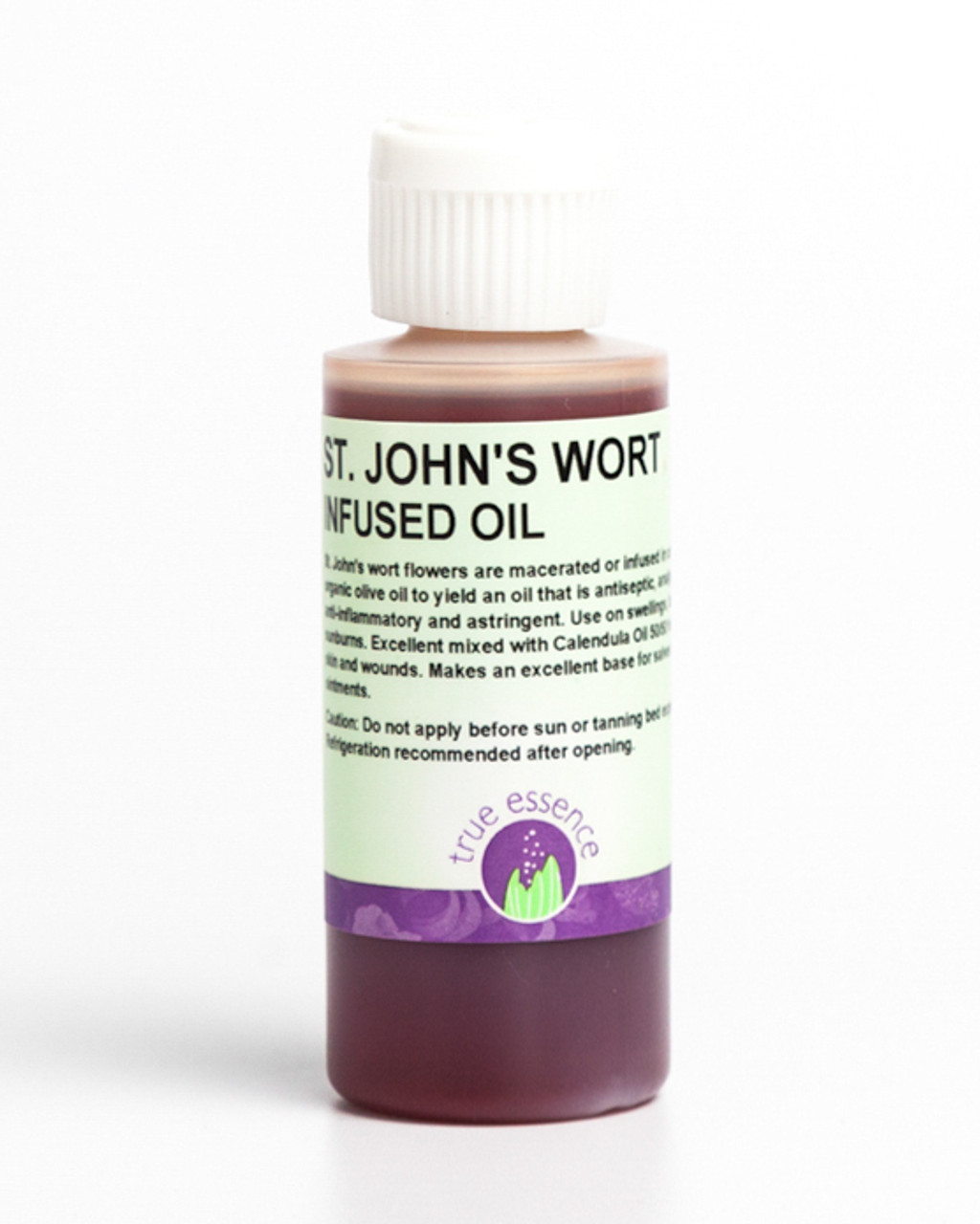 ST JOHN'S WORT OIL Infused