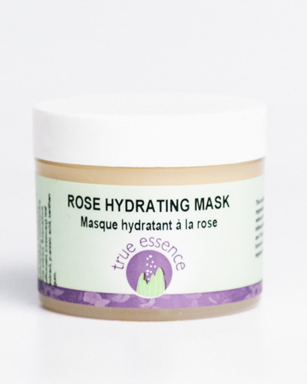 ROSE & WHITE TEA HYDRATING MASK
