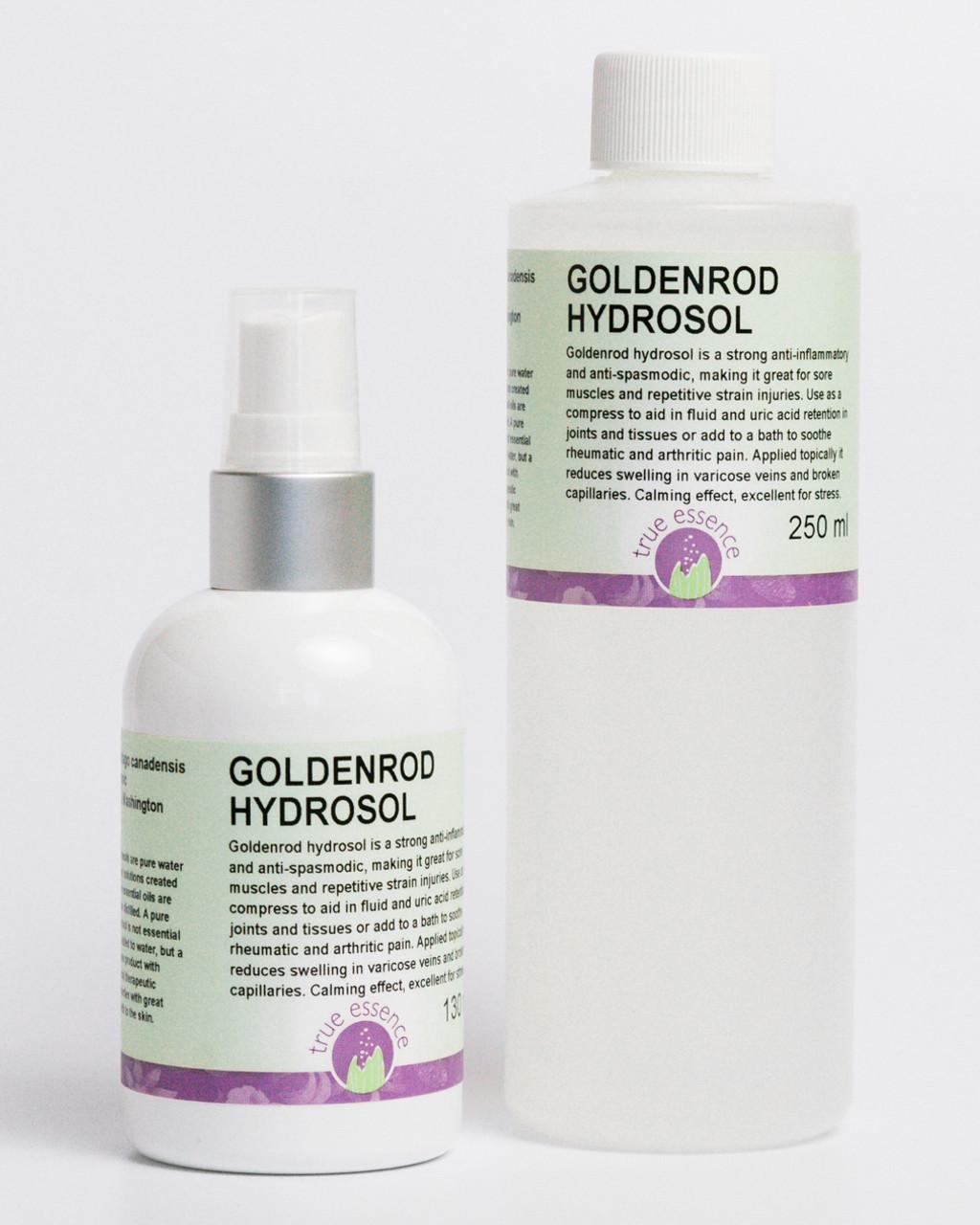 GOLDENROD (Solidago Canadensis) HYDROSOL