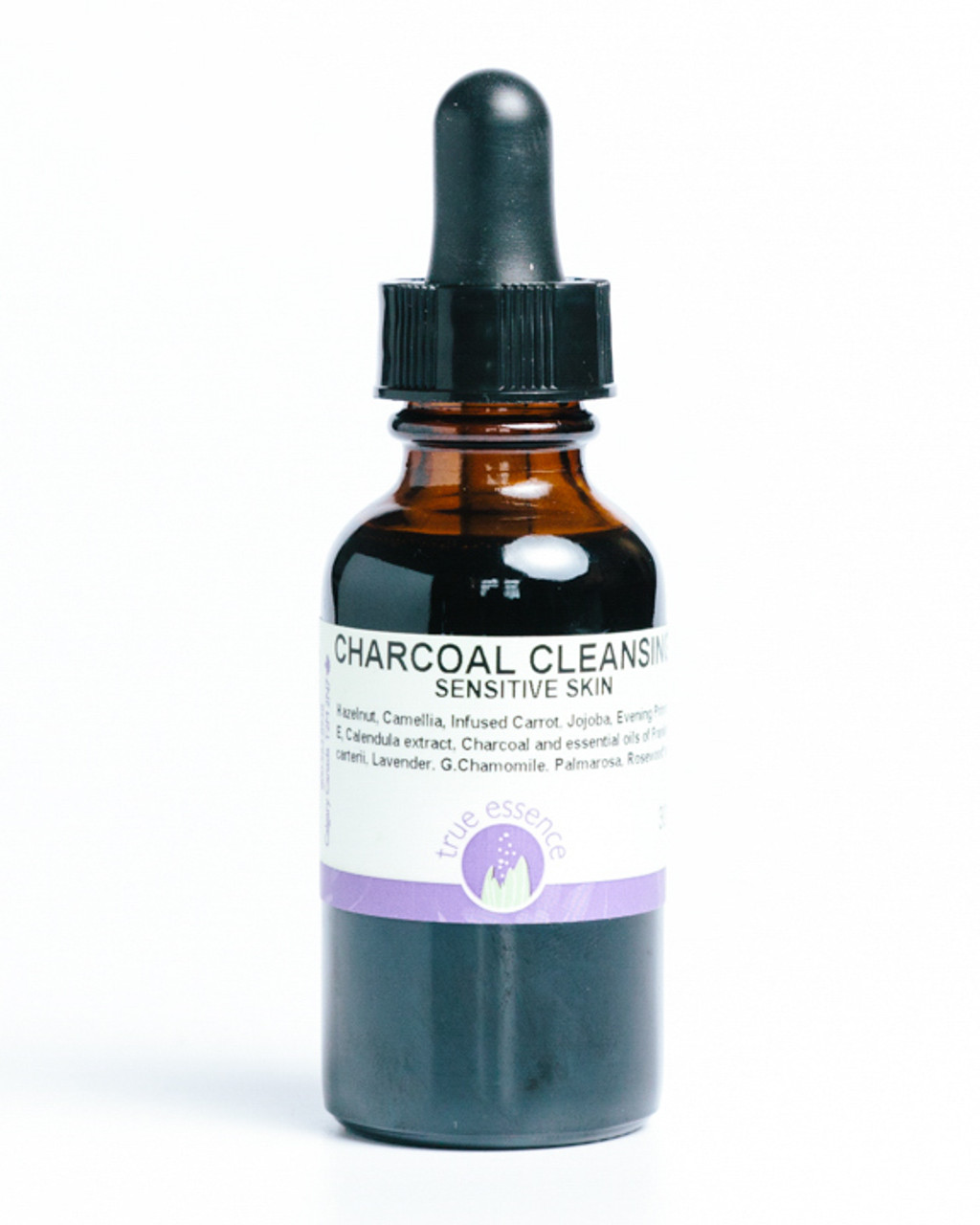 CHARCOAL CLEANSING OIL - SENSITIVE SKIN