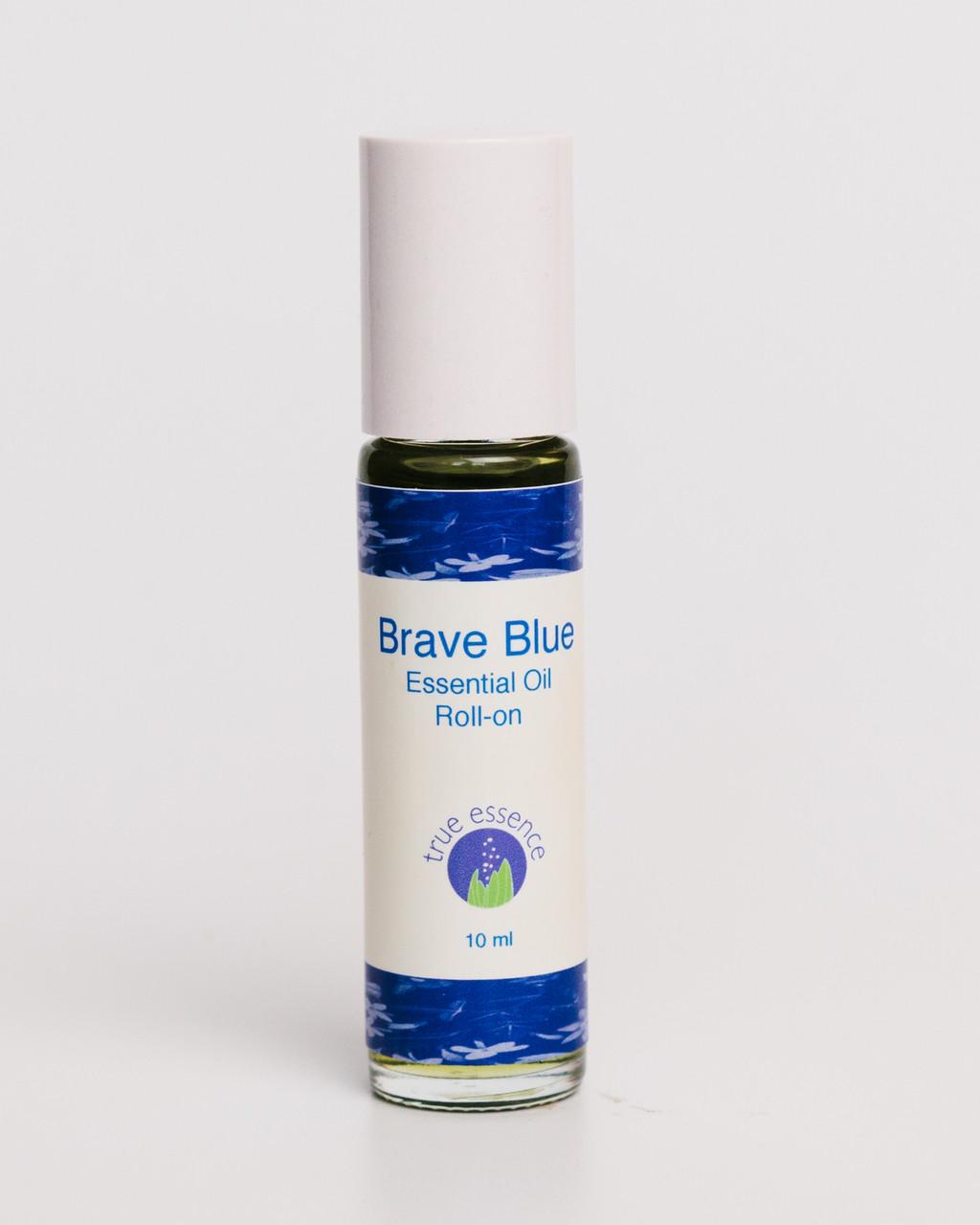 BRAVE BLUE ROLL-ON