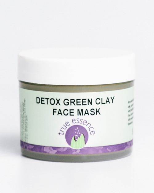 DETOXIFYING GREEN CLAY MASK