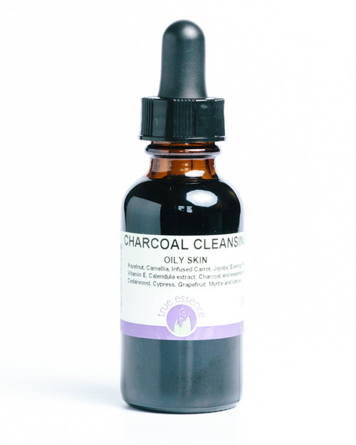 CHARCOAL CLEANSING OIL - OILY SKIN