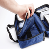 Multi Sports First Aid Kit with removable inner pouches