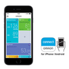 Omron M7-IT Blood Pressure Monitor connects to Android and iPhones wirelessly and works with Alexa too!