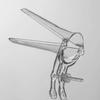 PELIspec Vaginal Speculum Medium Long with Lock