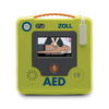 ZOll AED 3 with Compression feedback and a coloured touchscreen dispaly