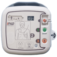 iPAD SP1 Semi-Automatic AED with shock button