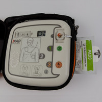 iPAD SP1 Semi-Automatic AED with pre-connected electrodes