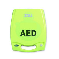 Zoll AED Plus Protected by it's Hard Cover
