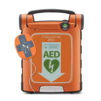 Powerheart G5 AED - Easy to carry and store. Powerful features in a compact design!