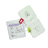Zoll Pediatric Pads 8900-0810-01 with reduced energy transmission and for use on child patients.