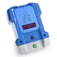 Prestan AED Trainer - Training Defibrillator with clear, easy to follow instructions and pre-configured scenarios.