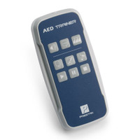 Remote Control for Prestan AED Trainer - Control the Training defibrillator from a distance