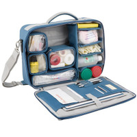 Elite On-Call Nurses Bag (Aqua Blue)
