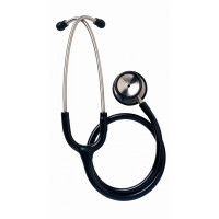Diamond Adult Stethoscope - Black