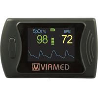 Viamed VM-2101 Finger Pulse Oximeter