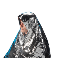 Aluminium Foil Blanket, Adult Size