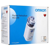 Omron MicroAir NE-U22 Ultrasonic Pocket Nebuliser
