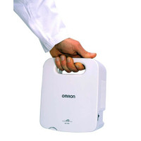 Omron CompAIR Pro NE-C900 Nebuliser - so easy to carry !