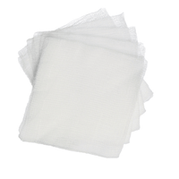 Cotton Gauze Swabs BP 10cm x 10cm, 8ply, 100/pk