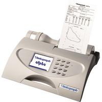 Vitalogrpah Alpha Spirometer - Report Printing through Integral Printer