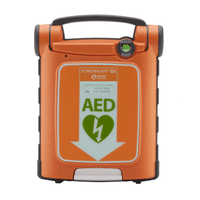 Powerheart G5 AED - Easy to carry and store. Powerful features in a compact size!