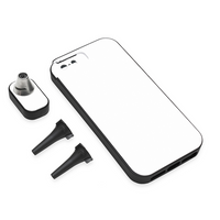 Smartphone Otoscope compatible with Welch Allyn Specula